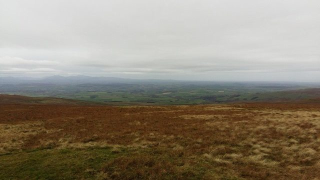 Eden Valley from Hartside Height - Hartside Walk 2